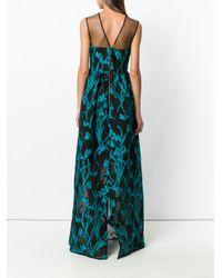 Talbot Runhof Black Ponnel1 Dress