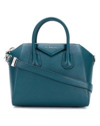 Givenchy Blue Antigona Tote