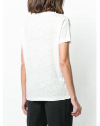 Acne Eldora Tシャツ White