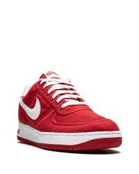 メンズ Nike Air Force 1 スニーカー Red