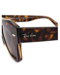 Ray-Ban ラウンド眼鏡フレーム Multicolor