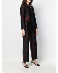 Жаккардовый Костюм-двойка Jean Paul Gaultier Pre-Owned, цвет: Black