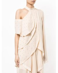 Kitx - Natural Stardust One Shoulder Top - Lyst