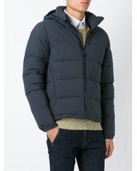 Aspesi - Blue Padded Jacket for Men - Lyst