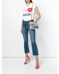 Dolce & Gabbana Gray Dg Girls Shoulder Bag