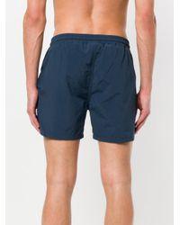 McQ Alexander McQueen - Blue Swimshort for Men - Lyst