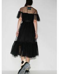 Viktor & Rolf チュール ドレス Black