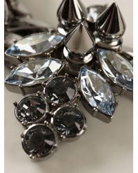 Mawi Metallic 'triple Firelfy' Necklace