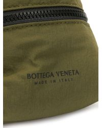 Funda multifuncional Bottega Veneta de hombre de color Green