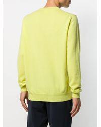Pull classique Paul Smith pour homme en coloris Yellow