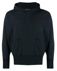 Levi's Blue Classic Hoodie for men