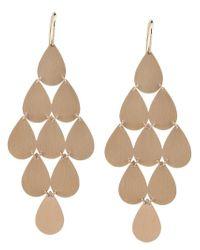 Irene Neuwirth Pink Nine Drop Earrings