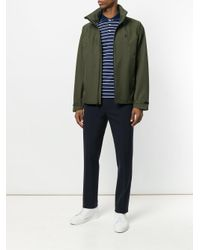 メンズ Polo Ralph Lauren ジップアップ ライトジャケット Green