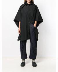 Y's Yohji Yamamoto コントラストステッチ ジーンズ Blue