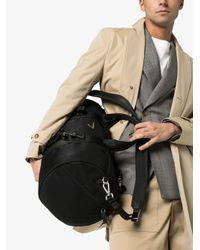 Prada Klassische Reisetasche in Black für Herren