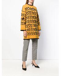 Fendi ジャガード セーター Multicolor
