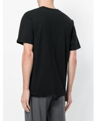 Neighborhood - Black Slogan Print T-shirt for Men - Lyst