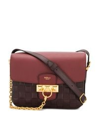 Mulberry Keeley サッチェルバッグ Multicolor