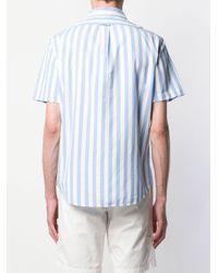 Polo Ralph Lauren Gestreiftes Hemd in Blue für Herren