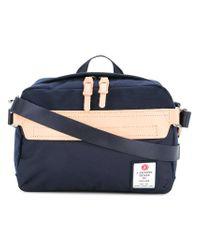 As2ov - Blue Hi Density Mini Shoulder Bag for Men - Lyst