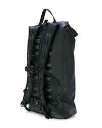 Boris Bidjan Saberi 11 Black Commuter Backpack for men