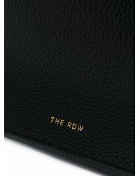 Bolso shopper clásico The Row de color Black