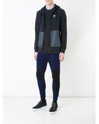 Adidas Originals Black 'sport Luxe' Hoodie for men