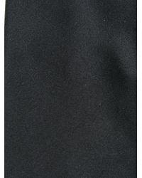 Cravatta di Z Zegna in Black da Uomo
