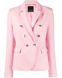 Pinko Pink 'Grondaia' Blazer