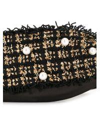 Декорированный Ободок Venna, цвет: Black