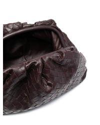 Pochette The Pouch Intrecciato Bottega Veneta en coloris Purple