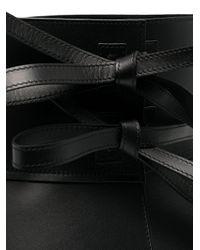 Пояс Оби Loewe, цвет: Black