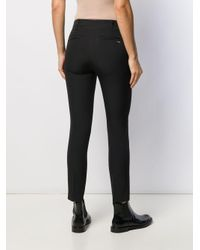 Pantalones slim de vestir Liu Jo de color Black