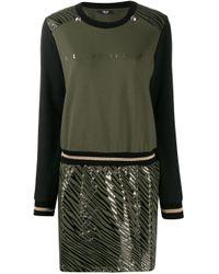 Robe Glamourizing Liu Jo en coloris Green