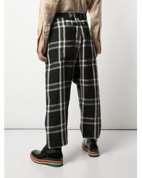 メンズ Vivienne Westwood Samurai パンツ Black