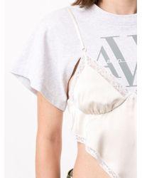 Alexander Wang レイヤード Tシャツ White