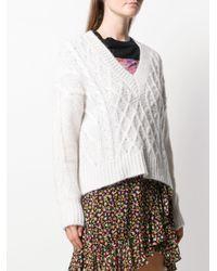 Essentiel Antwerp ニットセーター White