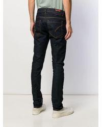 Slim-fit jeans Dondup pour homme en coloris Blue