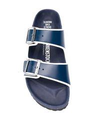 メンズ Birkenstock Arizona サンダル Blue