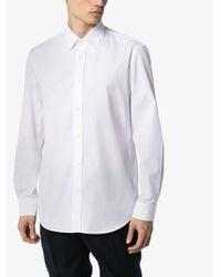 Camisa Clifford Burberry de hombre de color White