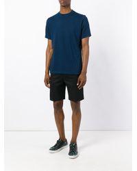 PS by Paul Smith - Blue Plain T-shirt for Men - Lyst