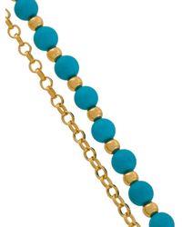 Astley Clarke - Blue Earth Biography Bracelet - Lyst