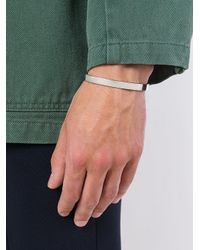 Le Gramme - Metallic Le 21 Grammes Bracelet - Lyst