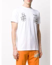 T-shirt x Kunsthal Museum Off-White c/o Virgil Abloh pour homme en coloris White