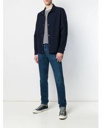 Jean droit classique J Brand pour homme en coloris Blue