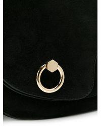 Tila March Black Linda Besace Crossbody Bag