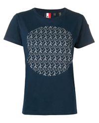 Rossignol ロゴ Tシャツ Blue