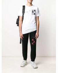 メンズ Off-White c/o Virgil Abloh Arrow プリント Tシャツ White