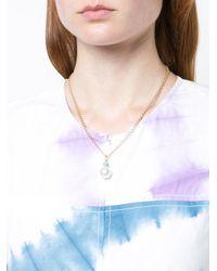 Irene Neuwirth - Blue Pearl Pendant Necklace - Lyst