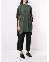 Y's Yohji Yamamoto オーバーサイズ Tシャツ Multicolor